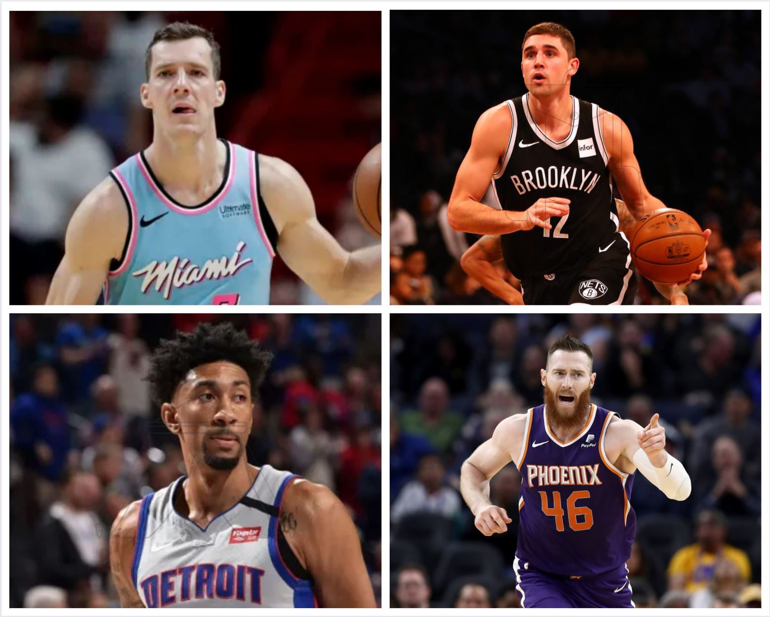 Four Players the Lakers Could Look to Sign as Free Agents With Their MLE!