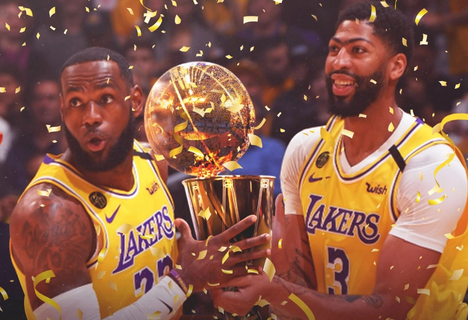 Why Winning Championship Is Key to the Legacies of LeBron, AD, & Lakers!