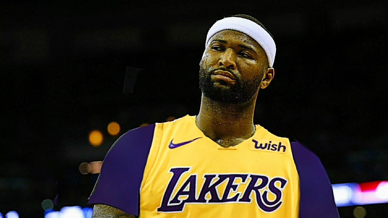 Four Reasons Why the Lakers Should Sign DeMarcus Cousins as Free Agent!