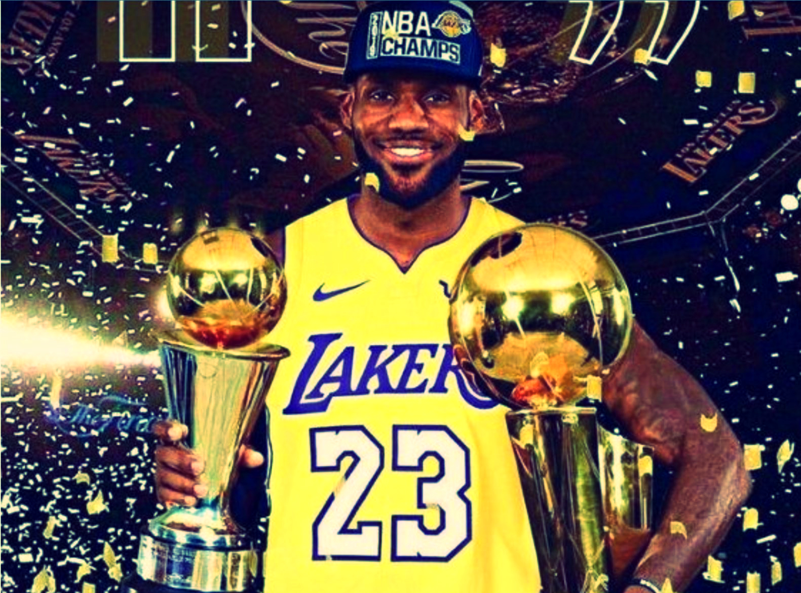 The Road to 2020 NBA Championship Goes Through Lakers' LeBron James!
