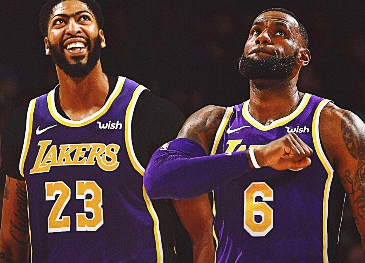 Why the Lakers Are Still the Favorites Even After Losing Bradley and Rondo!