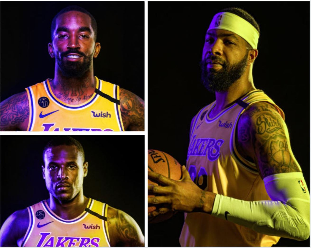 How Three New Veteran Players Could Help Lakers Win NBA Championship!