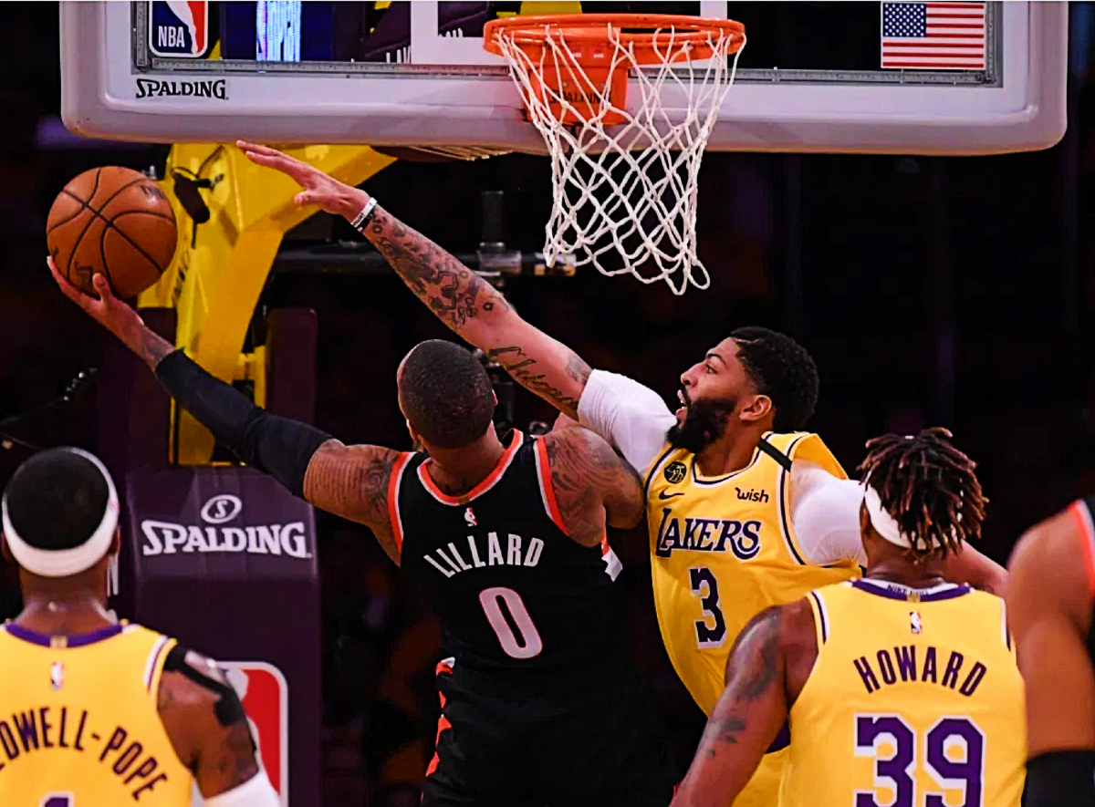 4 Reasons the Trail Blazers In the First Round Are Exactly What Lakers Need!