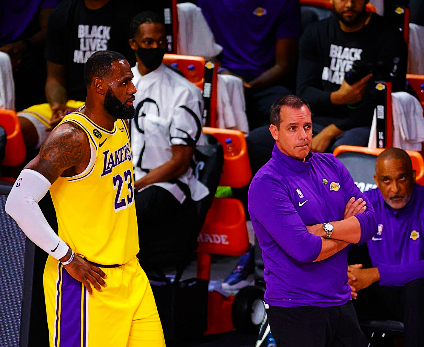 Lakers Can't Win NBA Championship Without Frank Vogel Making Changes