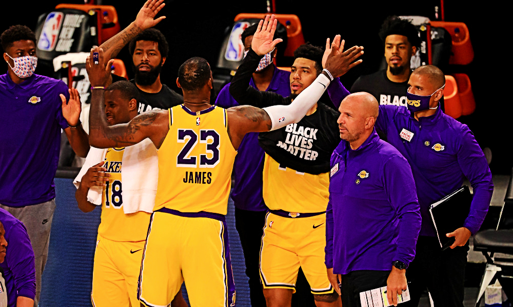 4 Offensive Surprises the Los Angeles Lakers Could Unleash During Playoffs!