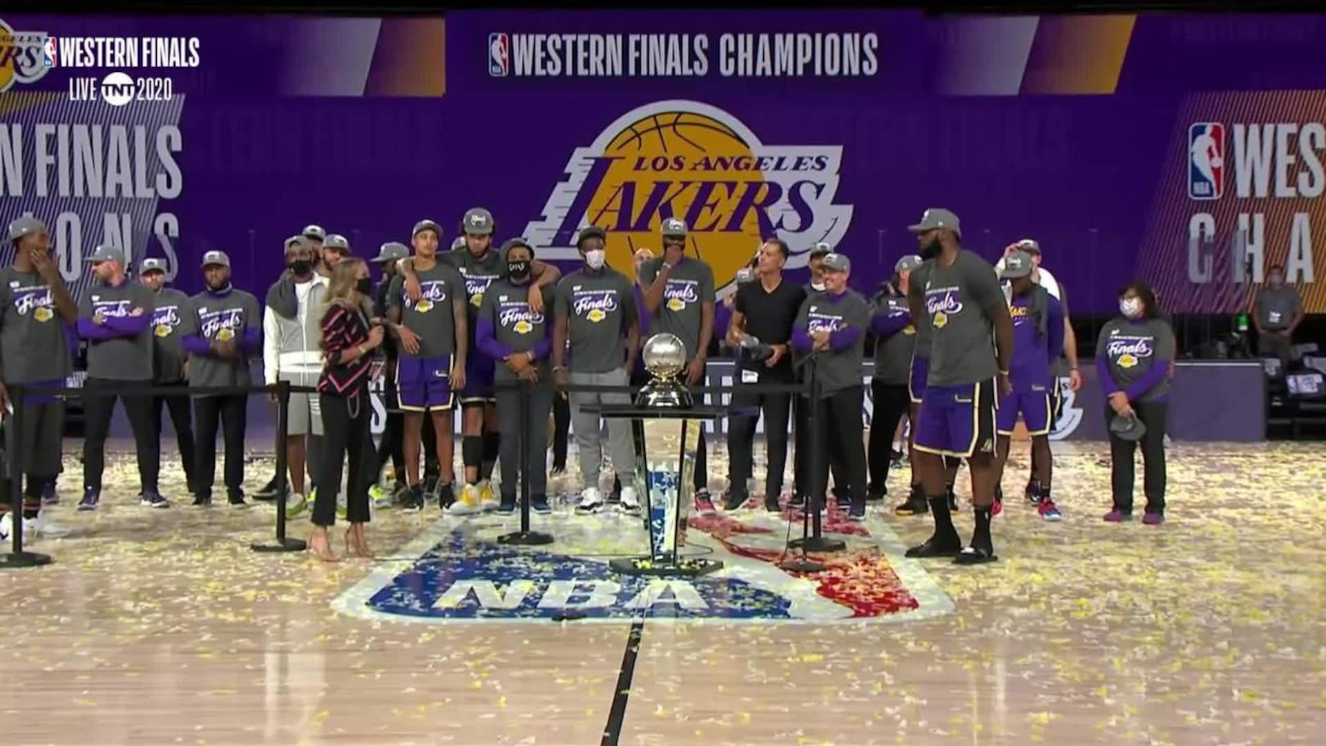 5 Things: Lakers advance to the NBA Finals!!!