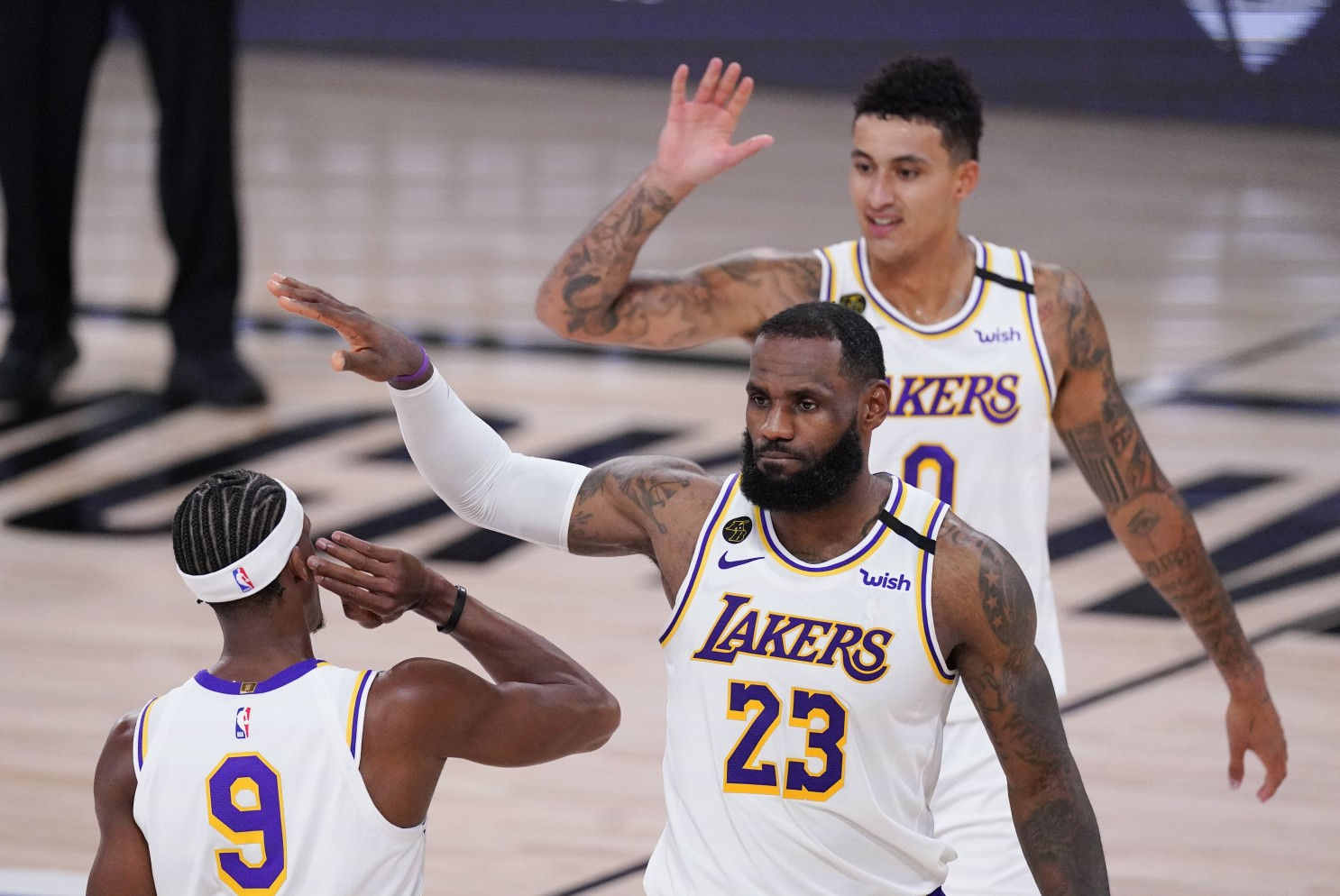 How the Lakers Shut Down All Three Keys to the Rocket's Analytics Offense!