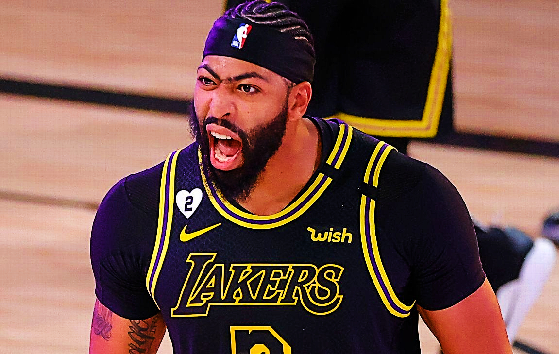 Clutch Game Winner Officially Signals Start of Anthony Davis Era for Lakers!