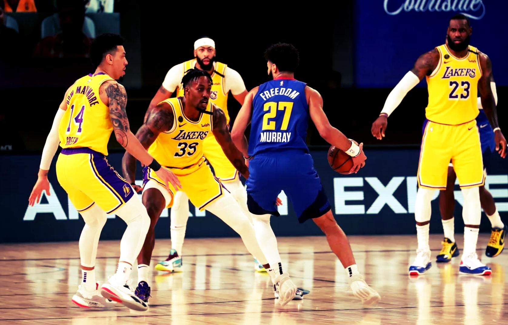 Lakers' Four Horsemen Crush Denver Seeking Redemption & Championship