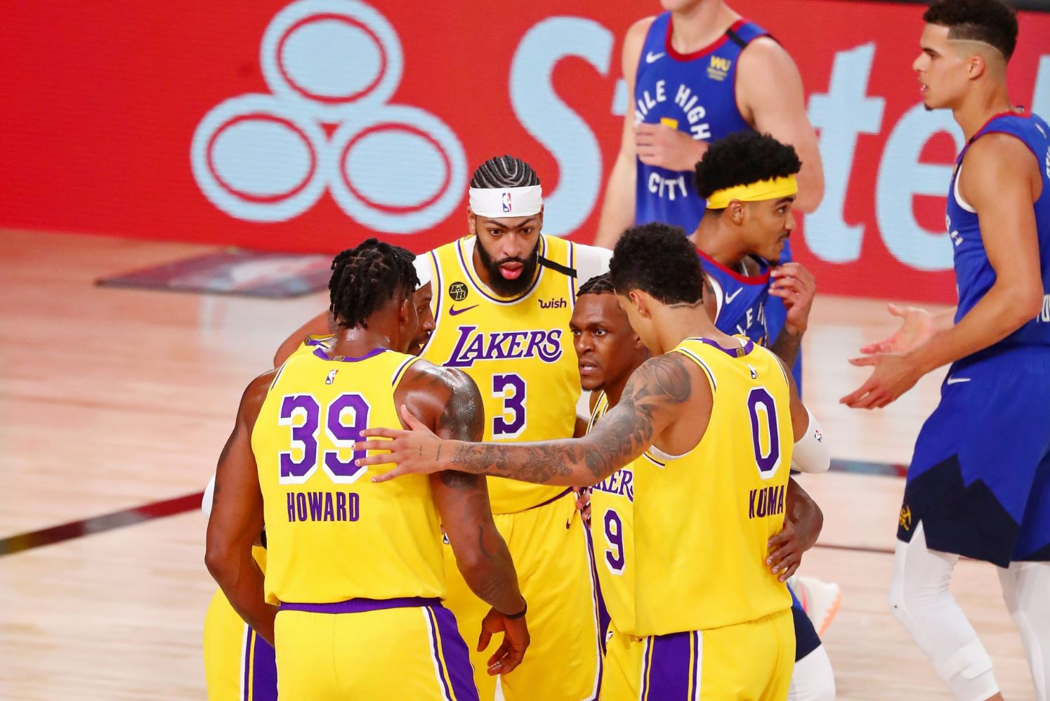 Who's the Third Most Valuable Lakers Player So Far in NBA Bubble Playoffs?