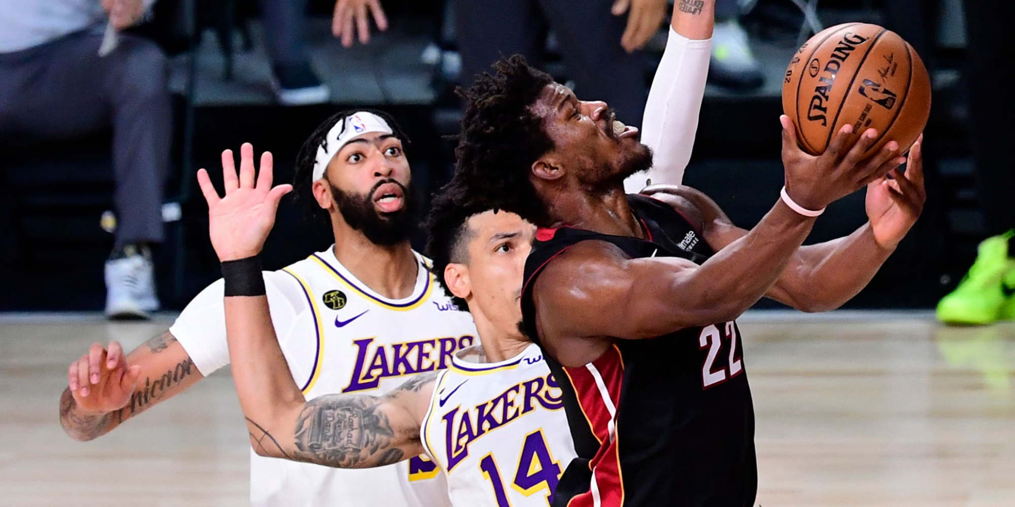 5 Things: Heat adjustments flummox Lakers
