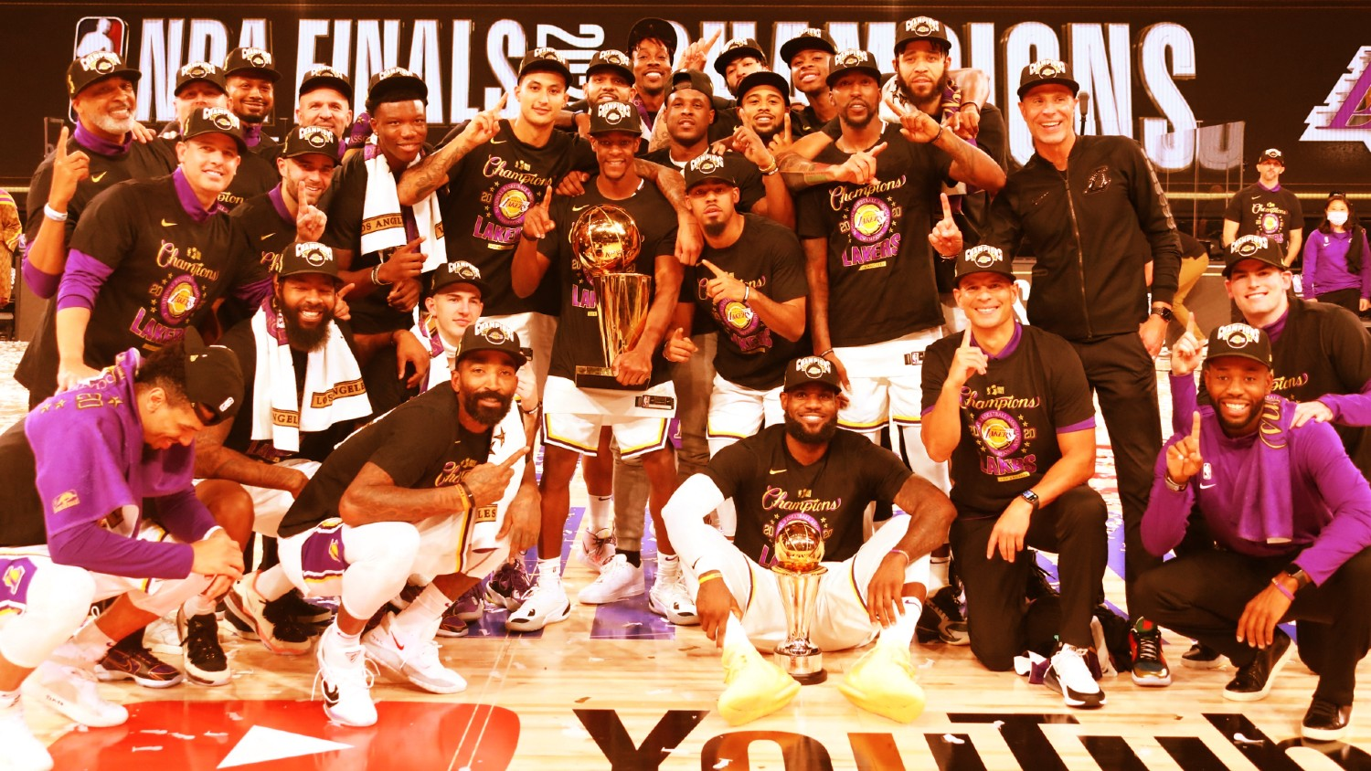 Report Cards & Predictions for Each Player on Lakers' Championship Team