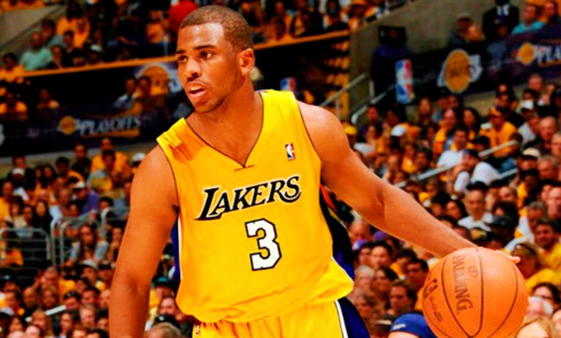 Could 2021 Cut in NBA Player Salaries Open Door for Lakers' Trade for CP3?