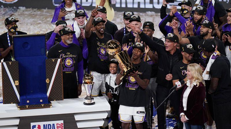 5 Things: Lakers #1!!!