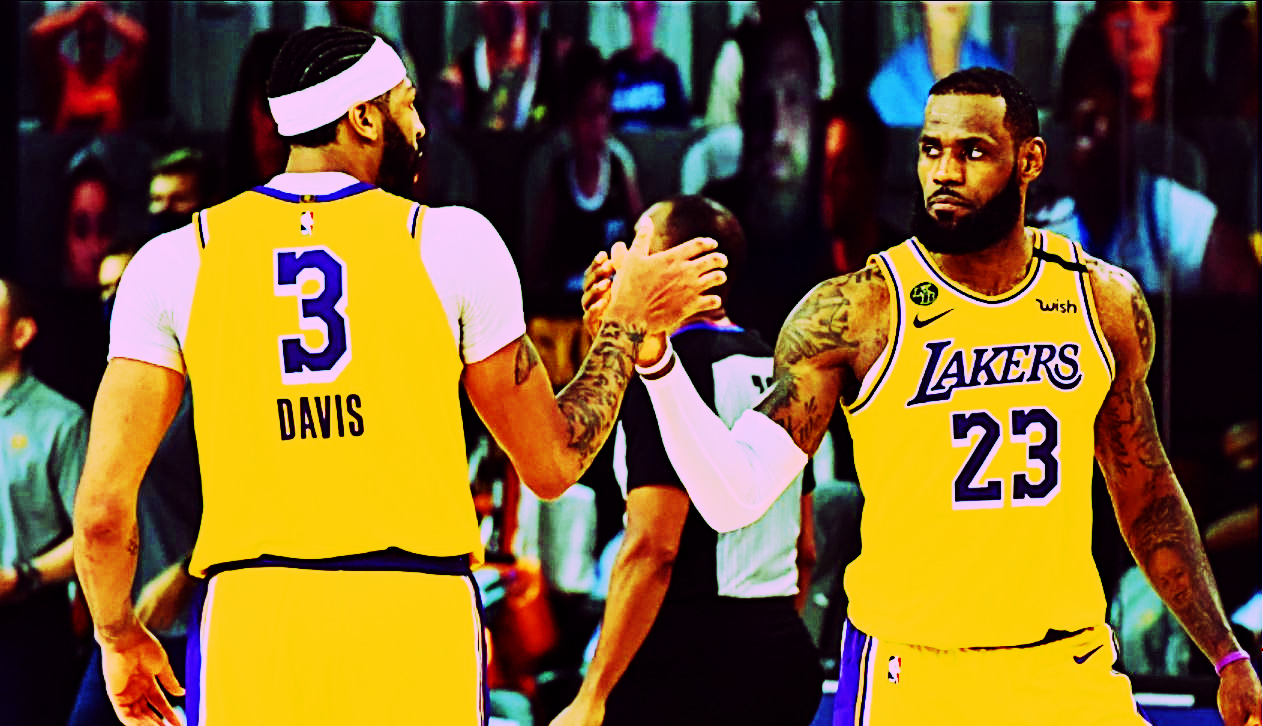 LeBron James and Anthony Davis Are Chasing the Ghosts of Laker Legends!