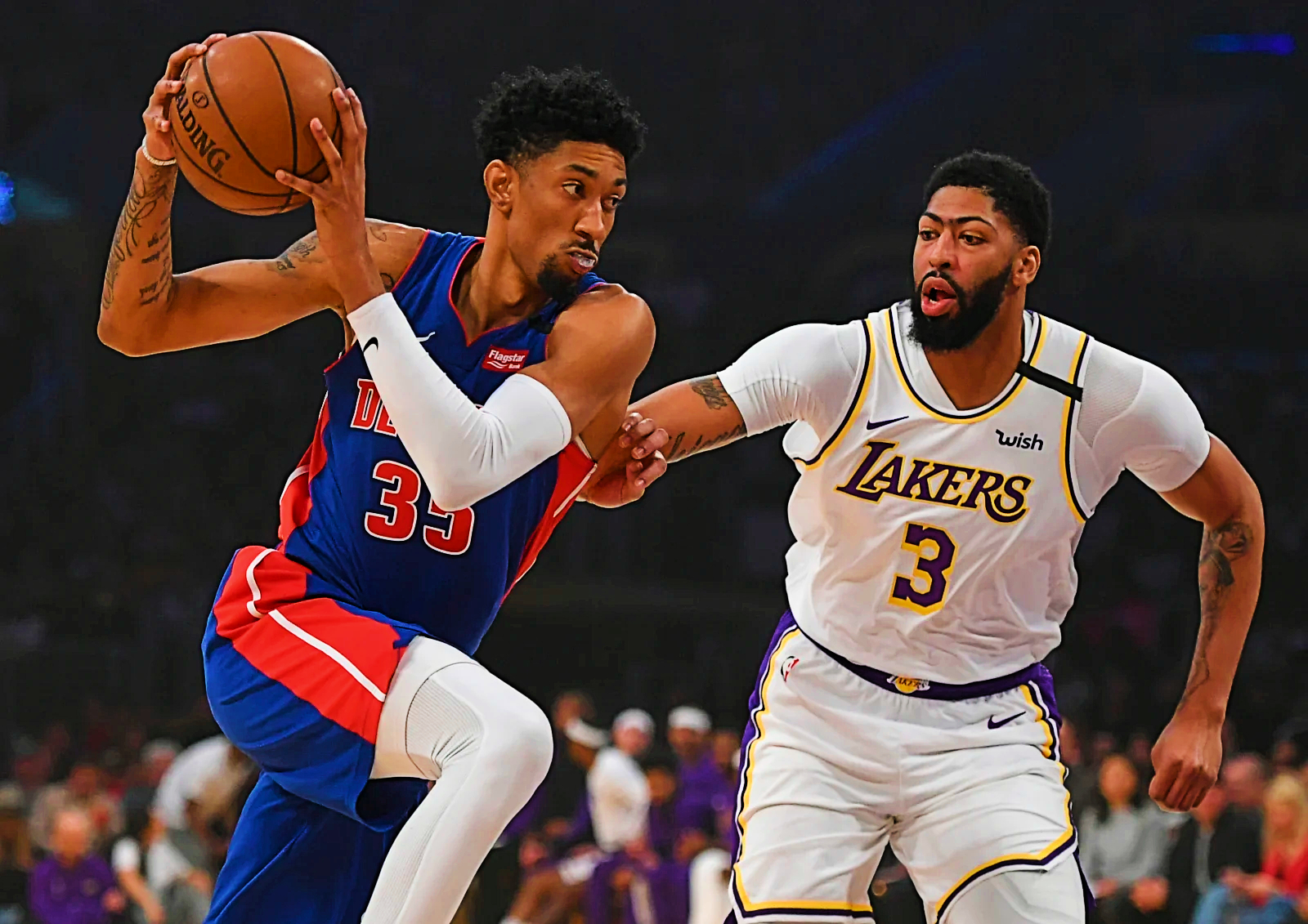 What's the Lakers' Ceiling in a Sign- and-Trade Deal for Christian Wood?