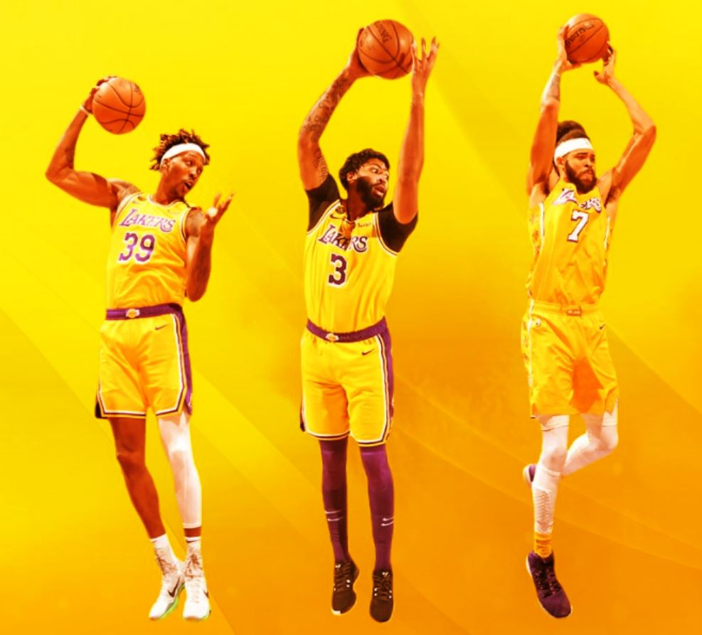 Rebuilding the Lakers' Center Tandem for a Modern NBA Offense & Defense!